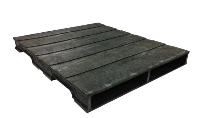 3 Stringer Pallet Recycled Plastic Pallets By G Phillips And Sons